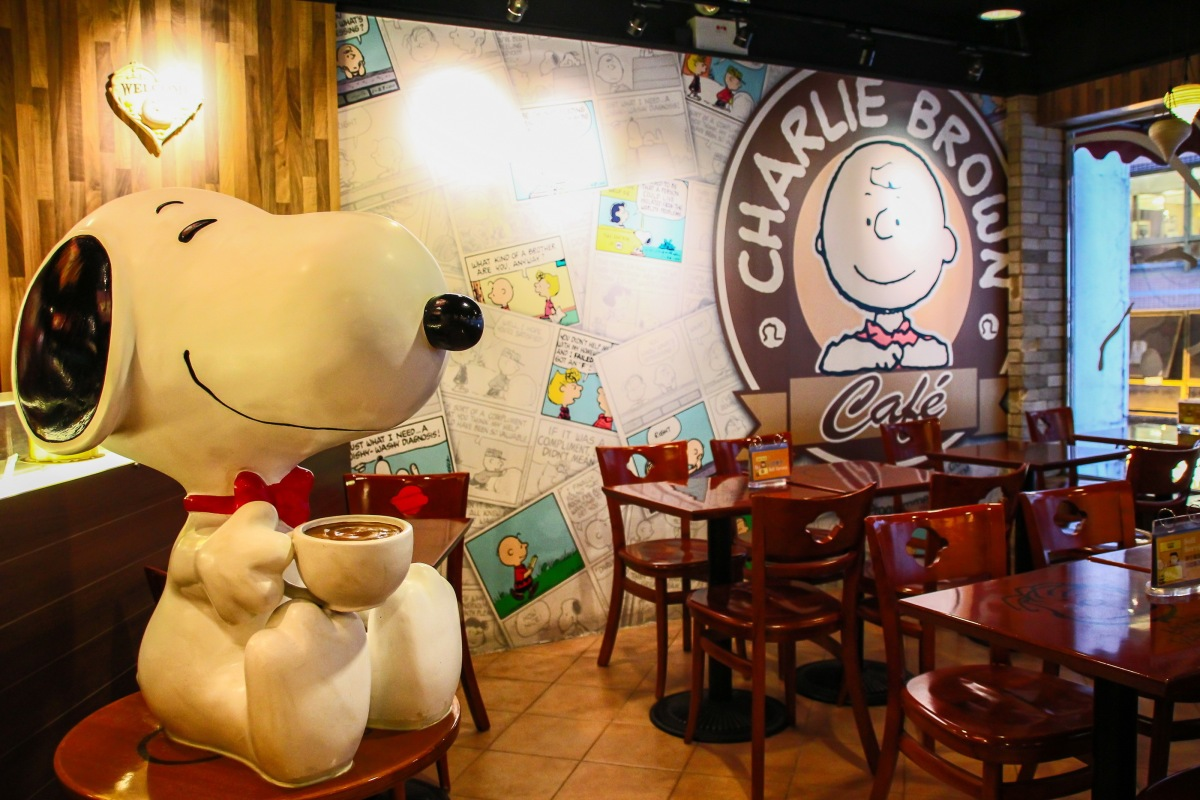 hong kong: top cartoon cafés – happenings
