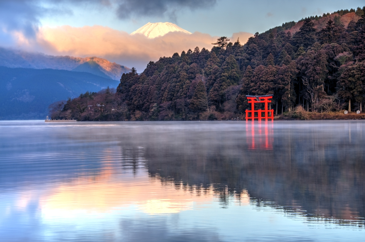 Torii gate - (Hakone shrine).jpg